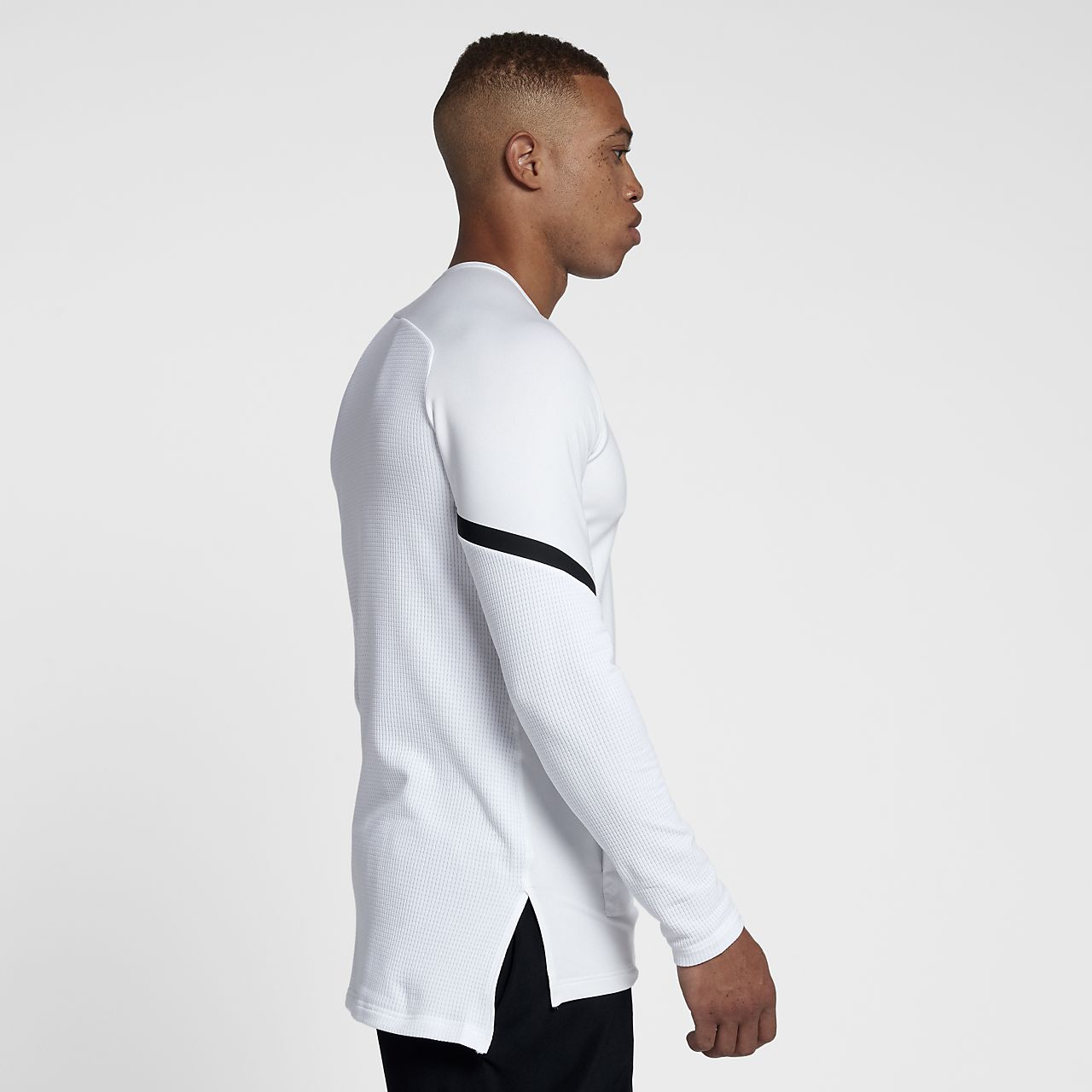 07996e01 Nike Pro Modern Men's Long-Sleeve Top. Nike.com ID