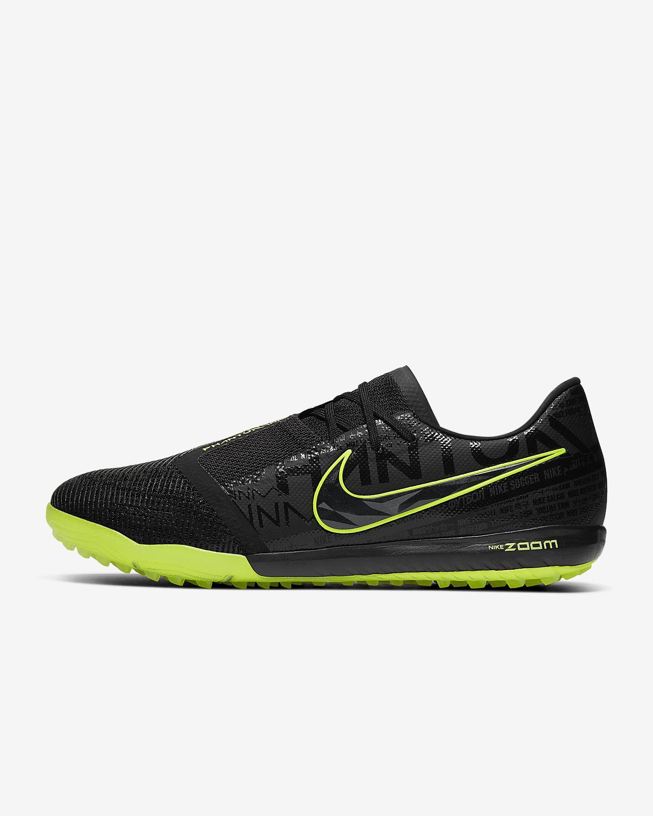 Calzado de fútbol para césped deportivo artificial Nike Zoom Phantom Venom Pro TF