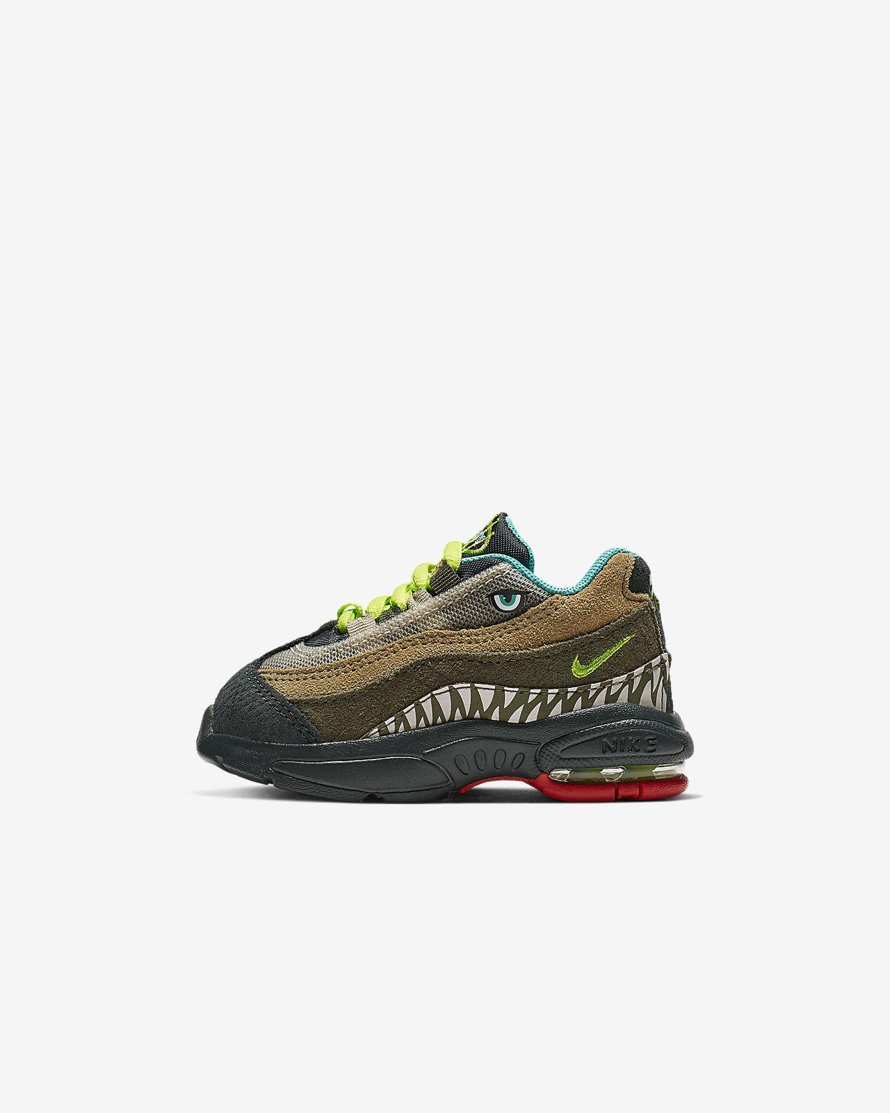 Nike Air Max 95 BabyToddler Shoe