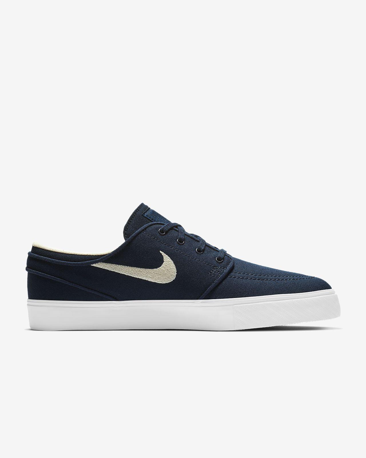 buy online 7137f 7c8df ... Nike SB Zoom Stefan Janoski Canvas Men s Skate Shoe