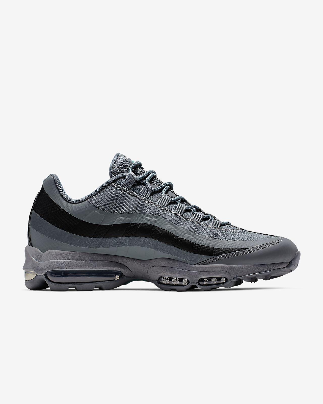 Nike Black Air Max 95 Ultra Se for men