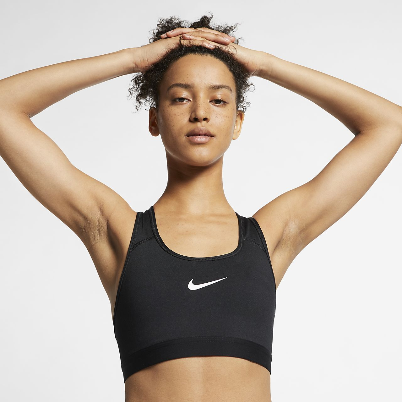 78f52ee98f89f Nike Classic Padded Women s Medium-Support Sports Bra. Nike.com AU