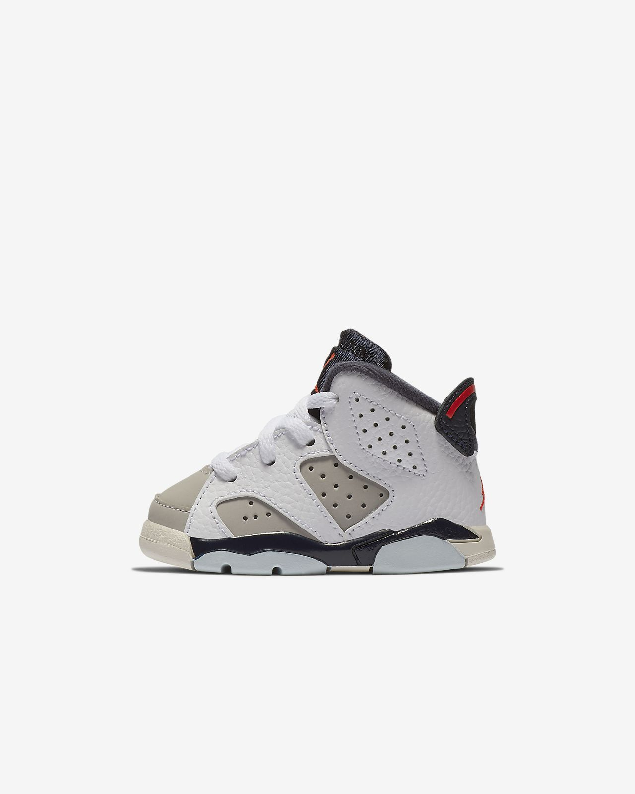newest fa078 888a9 Air Jordan Retro 6 Baby & Toddler Shoe (1.5–9.5)