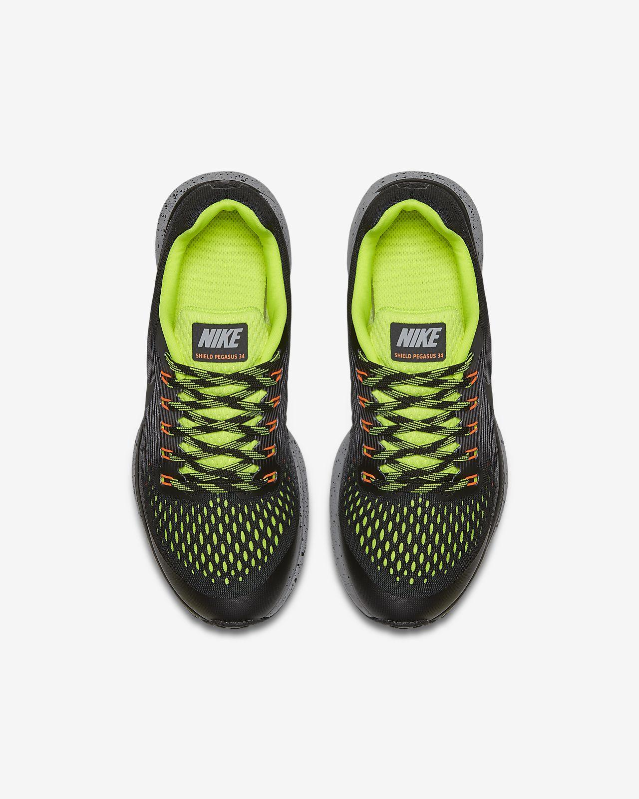 scarpe da donna nike shield pegasus 34