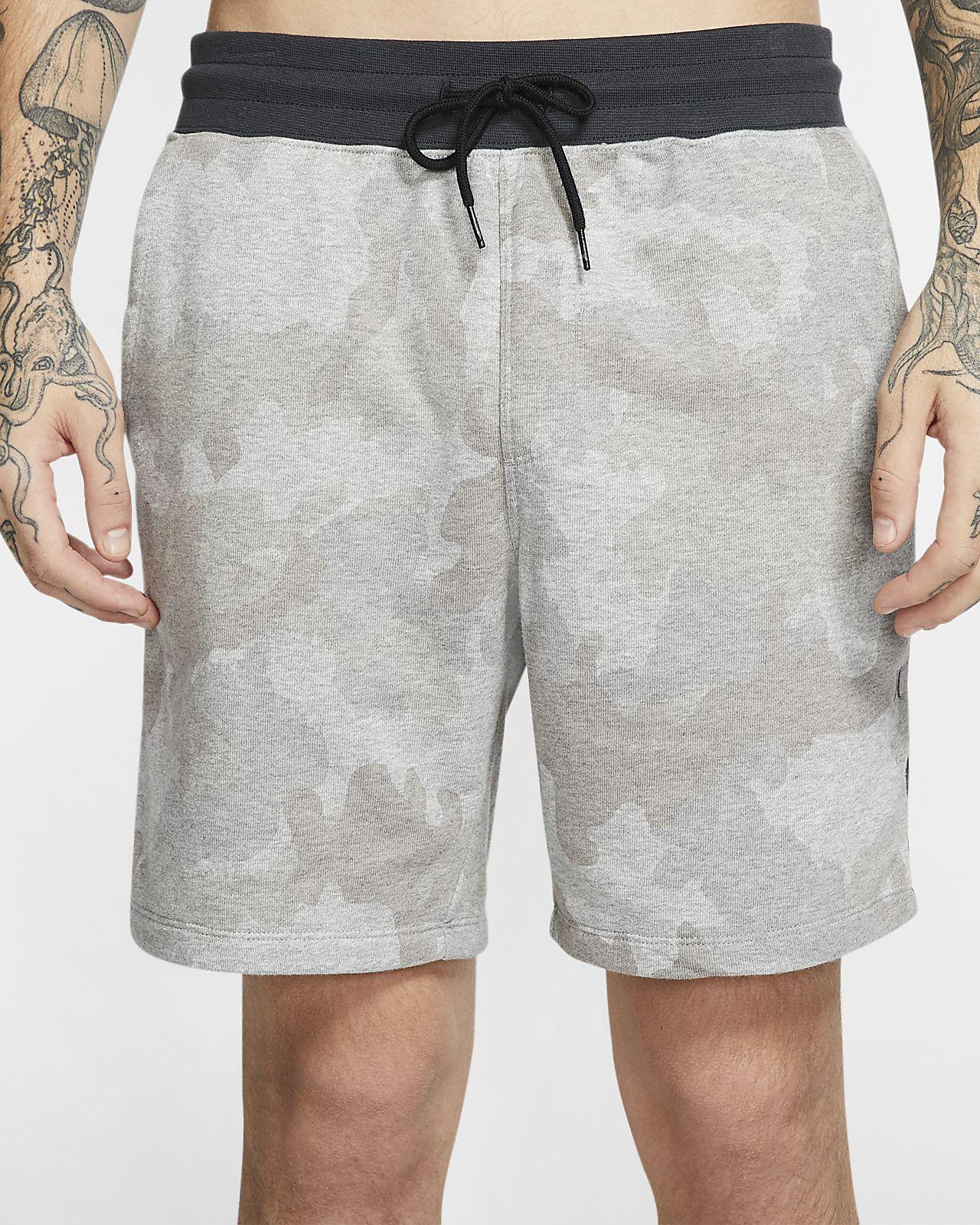 Shorts de tejido Fleece para hombre Hurley Dri-FIT Naturals