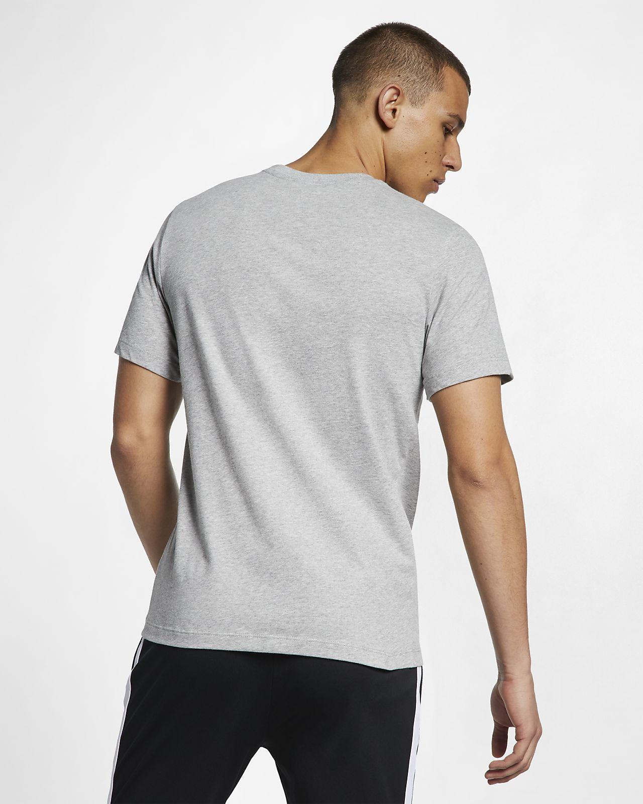 61c1b6435 Nike Dri-FIT Paris Saint-Germain Men's Football T-Shirt. Nike.com DK