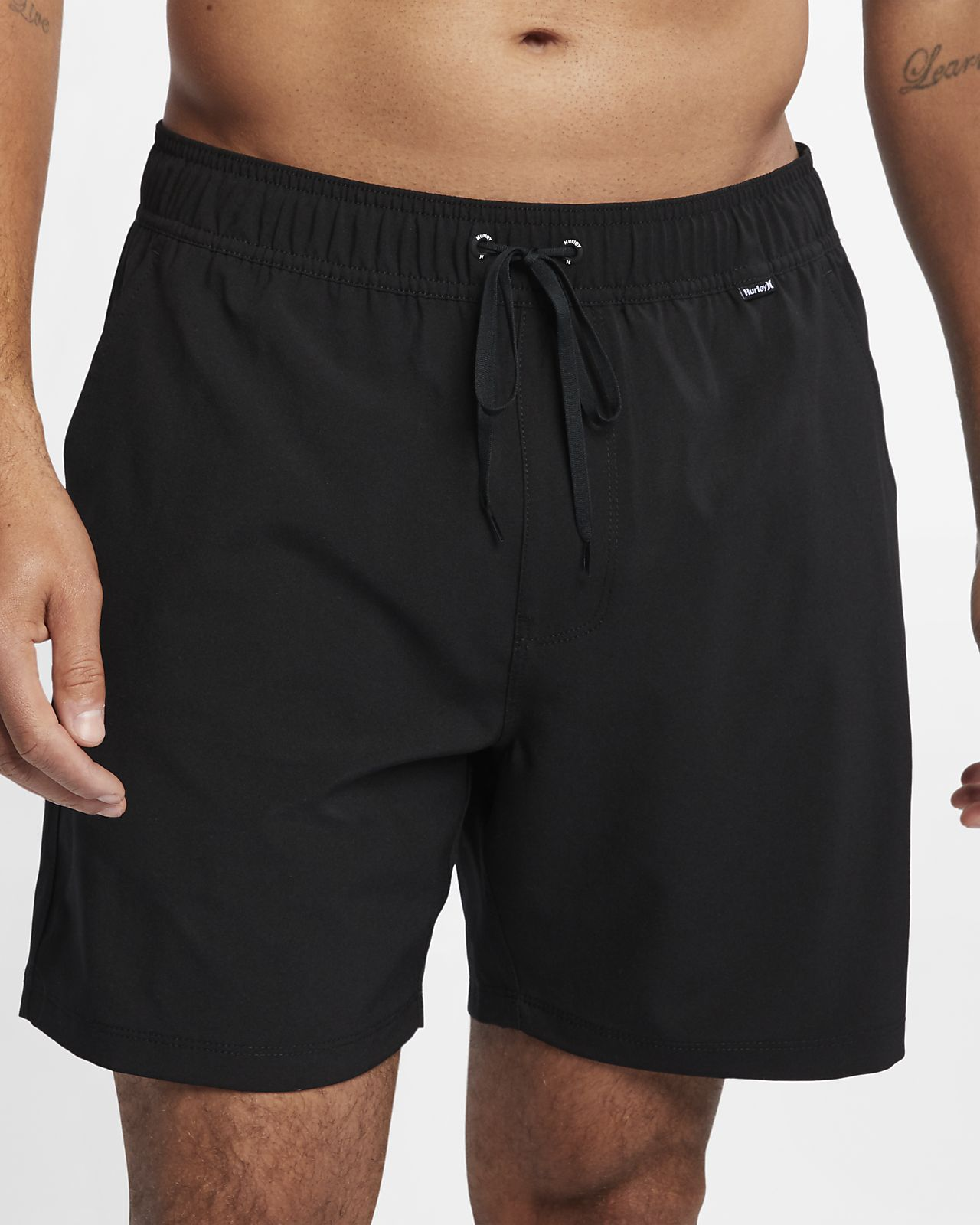 "Hurley One And Only Volley Men's 17"" Board Shorts"