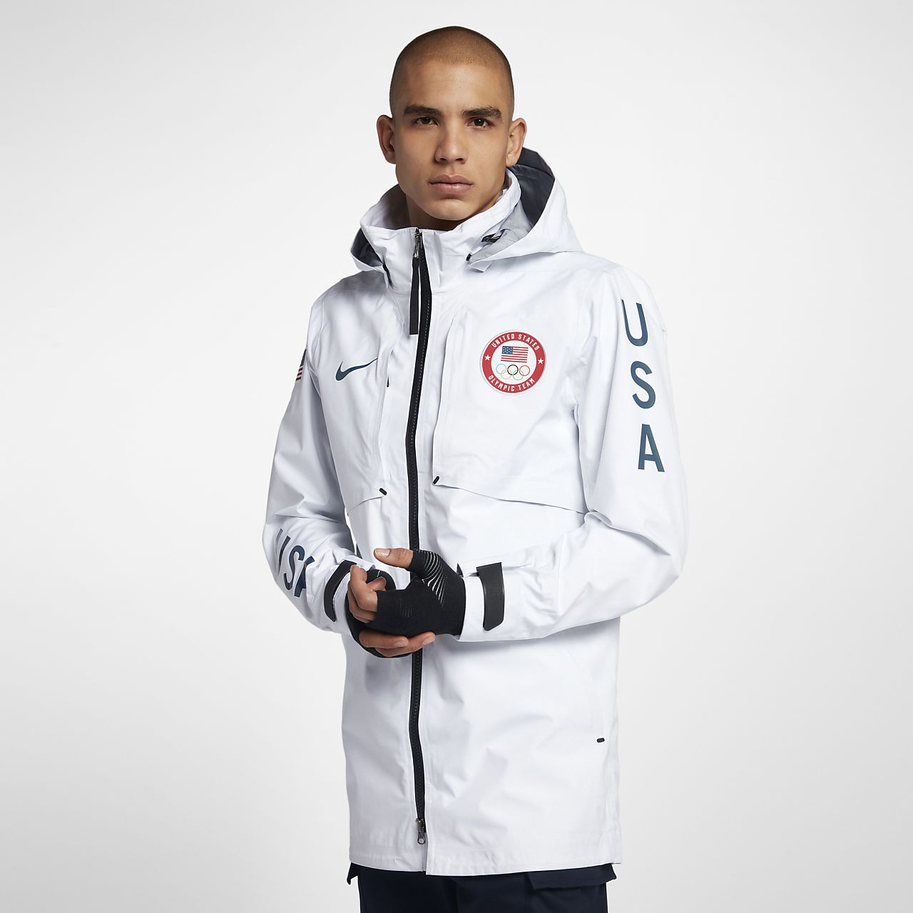 ... Nike USA Medal Stand Men's Jacket