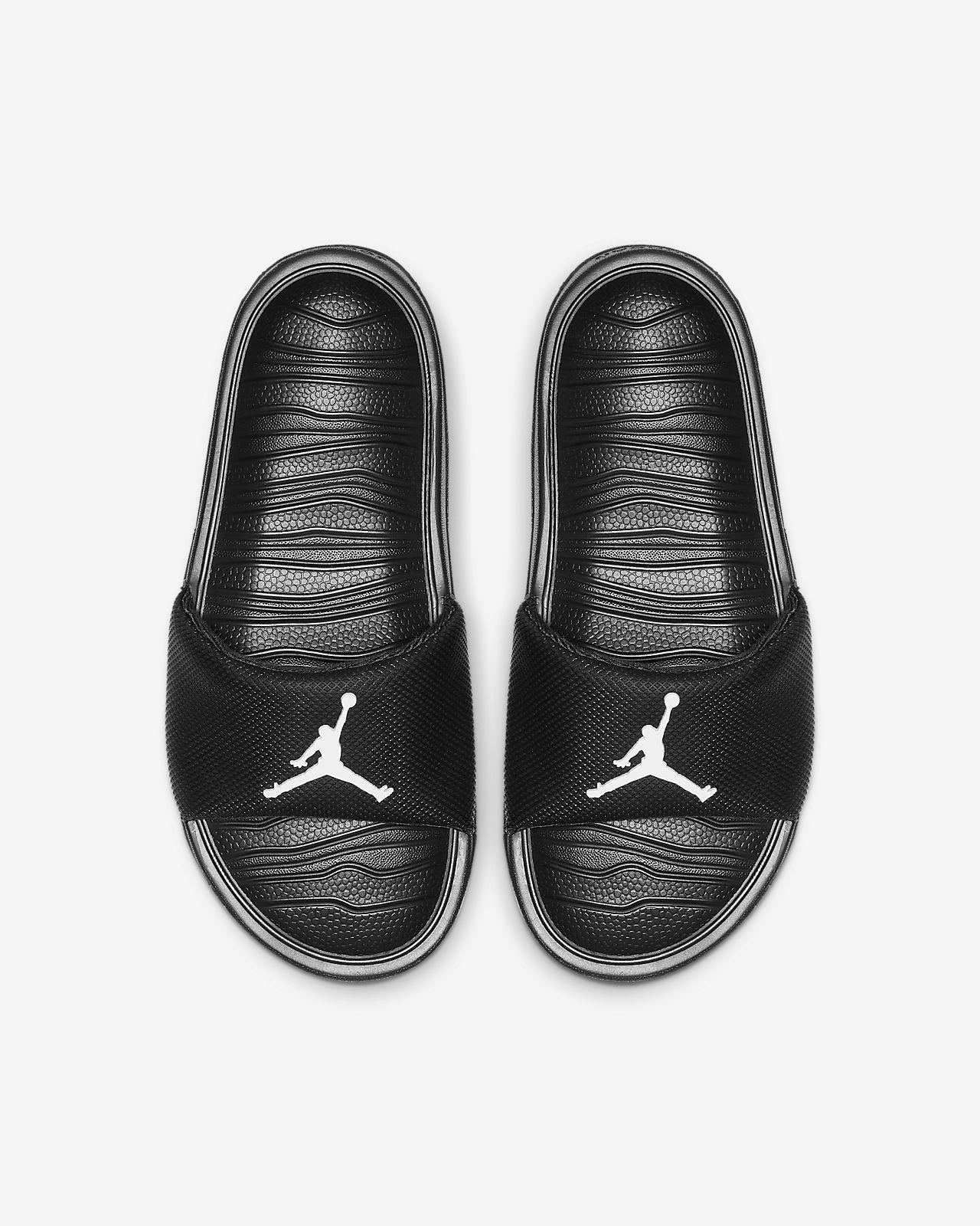 Шлепанцы для школьников Jordan Break