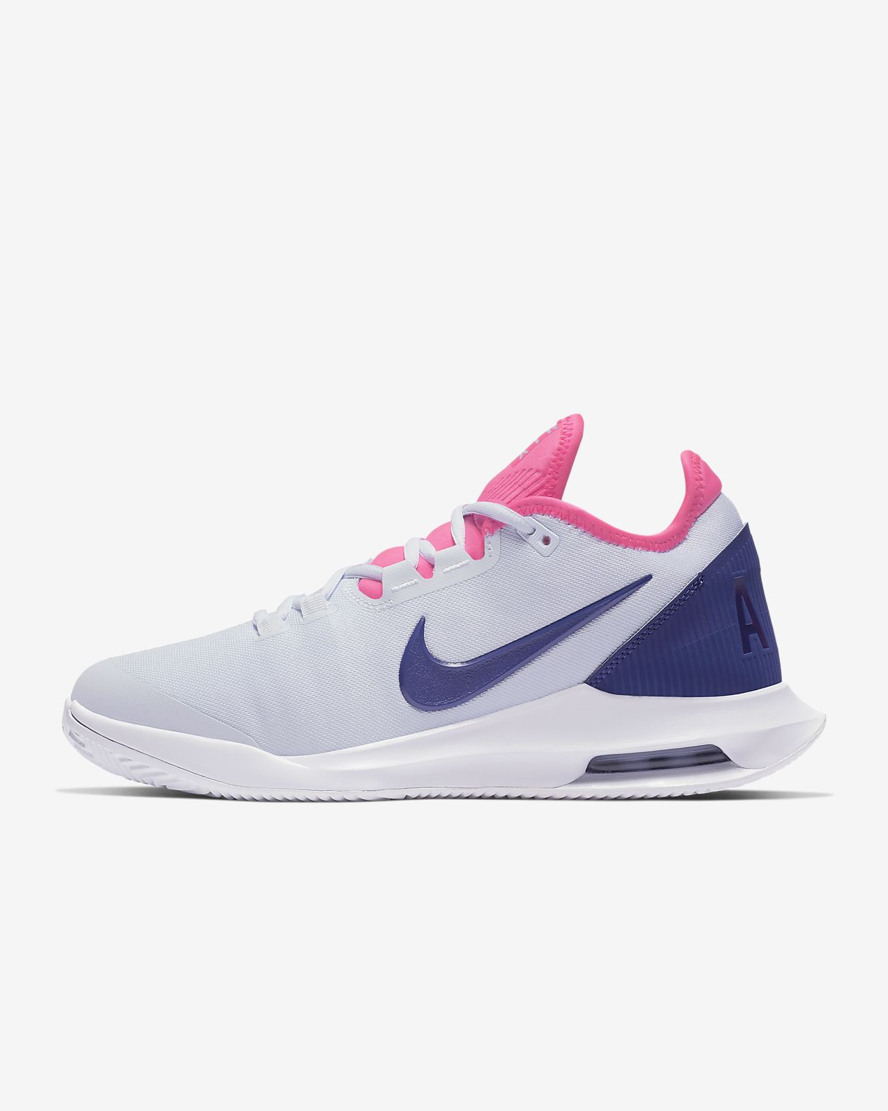 new product 3c0a6 d621e Calzado de tenis de mujer para polvo de ladrillo Nike Court Air Max Wildcard