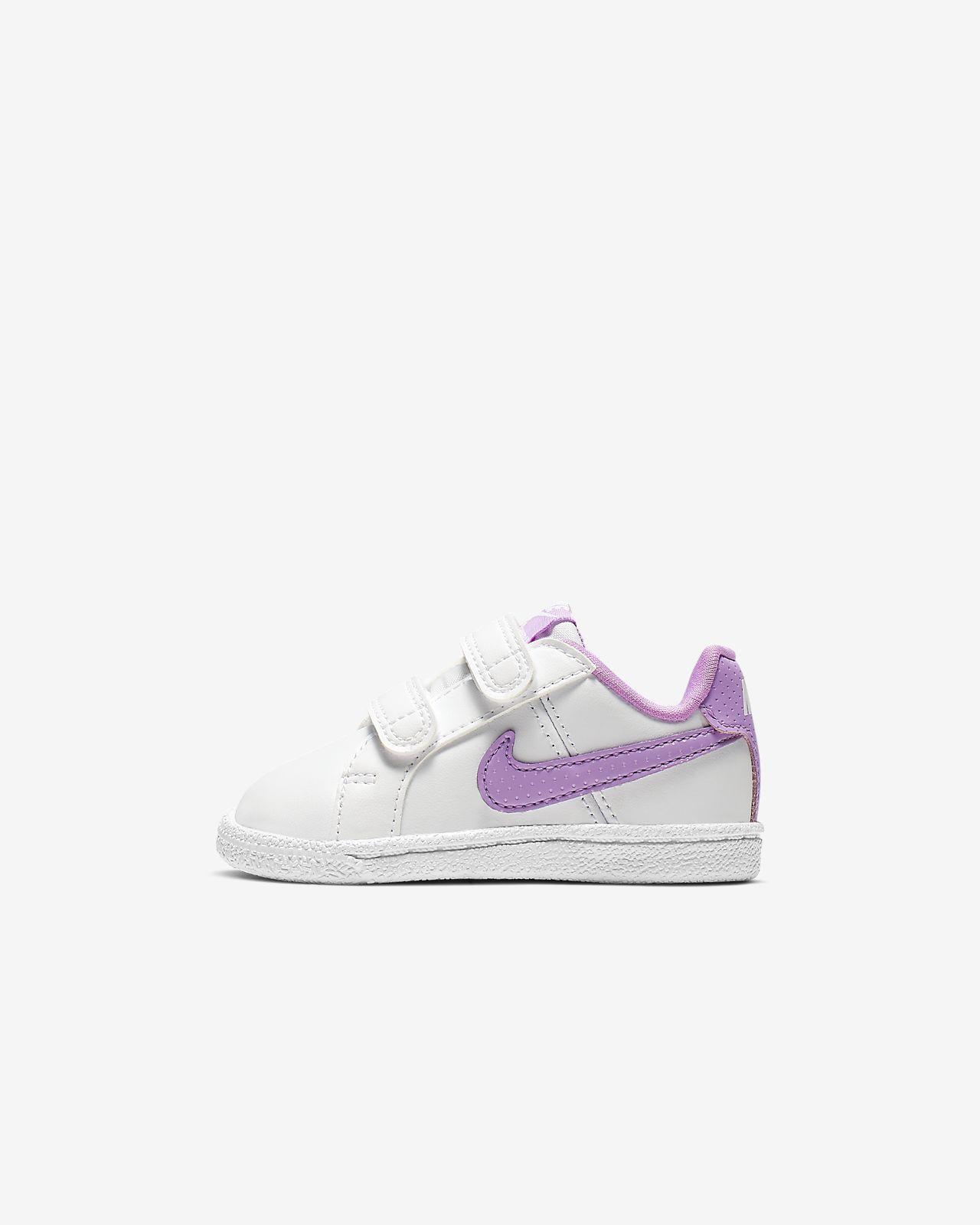 NikeCourt Royale Baby & Toddler Shoe