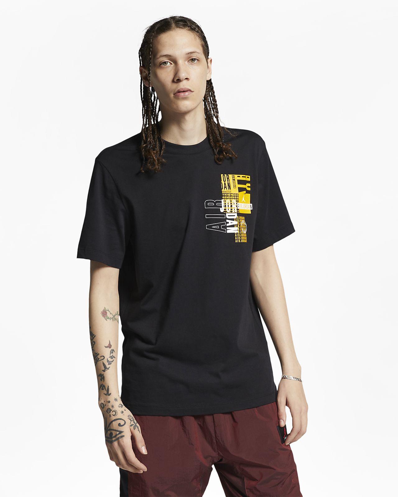 dab02ac39016 Jordan Jumpman Moto Men s T-Shirt. Nike.com IN