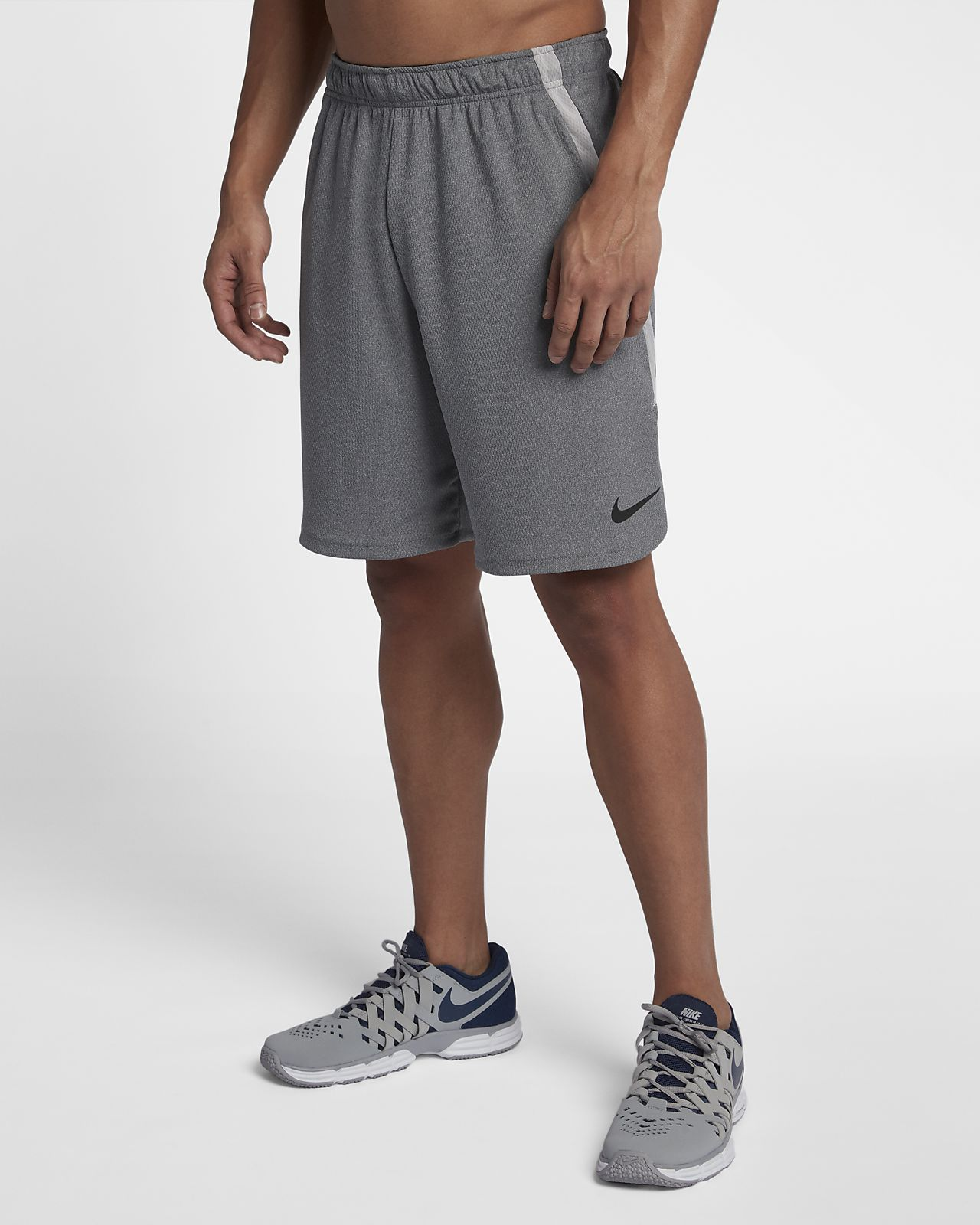 Nike Dri-FIT-vævede træningsshorts (23 cm) til mænd