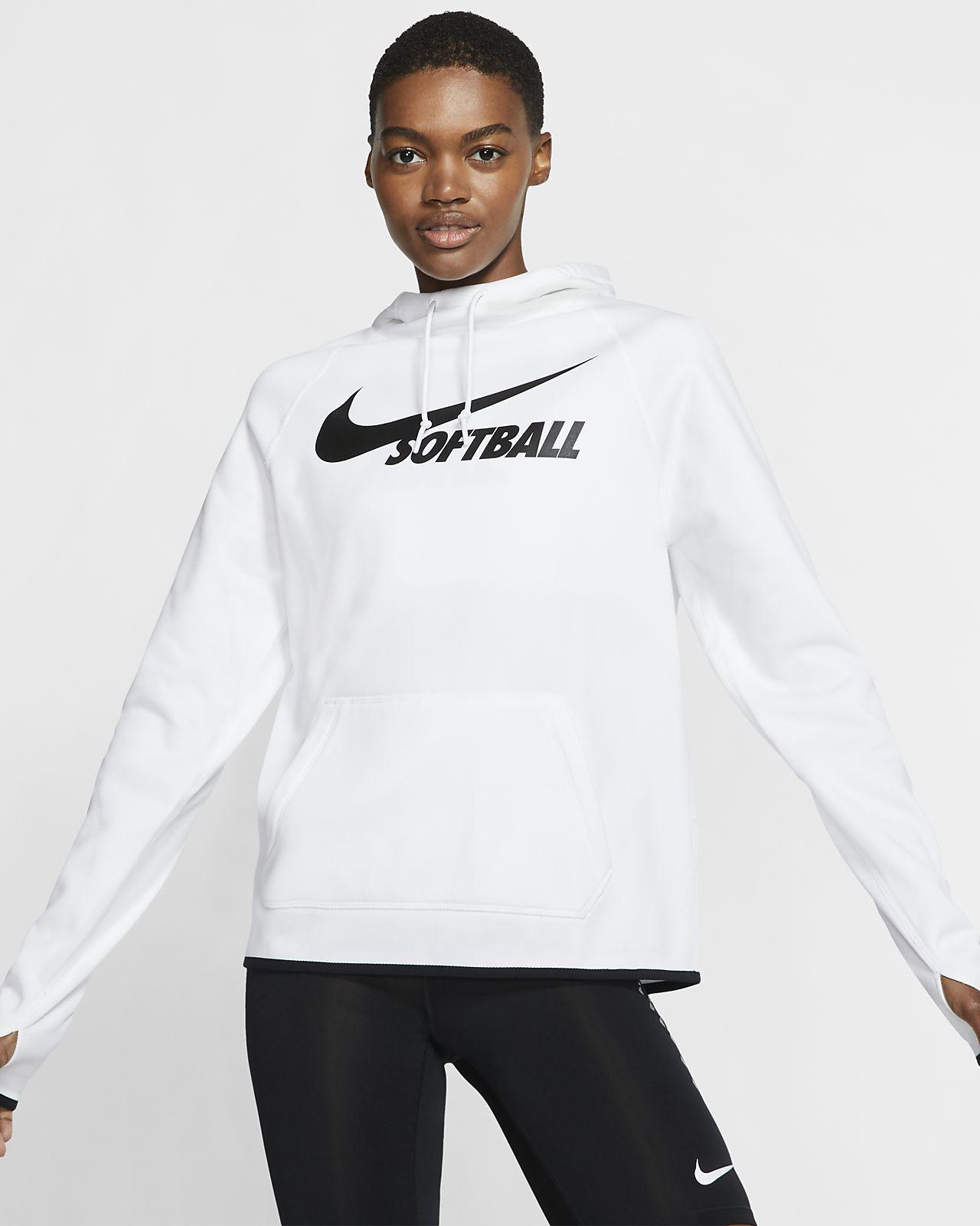 Nike Therma Women's Pullover Softball Hoodie