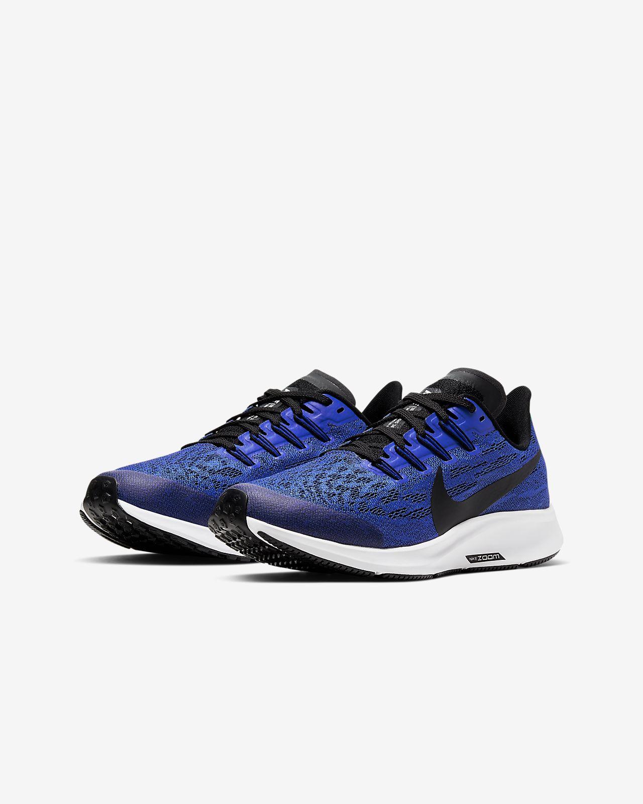regarder d170f 713da Nike Air Zoom Pegasus 36 Younger/Older Kids' Running Shoe