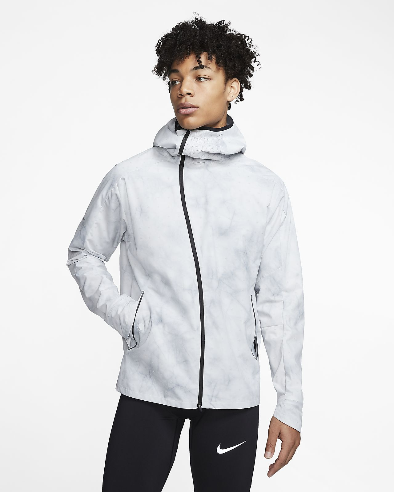 Nike Shield Tech Pack Men's Running Jacket