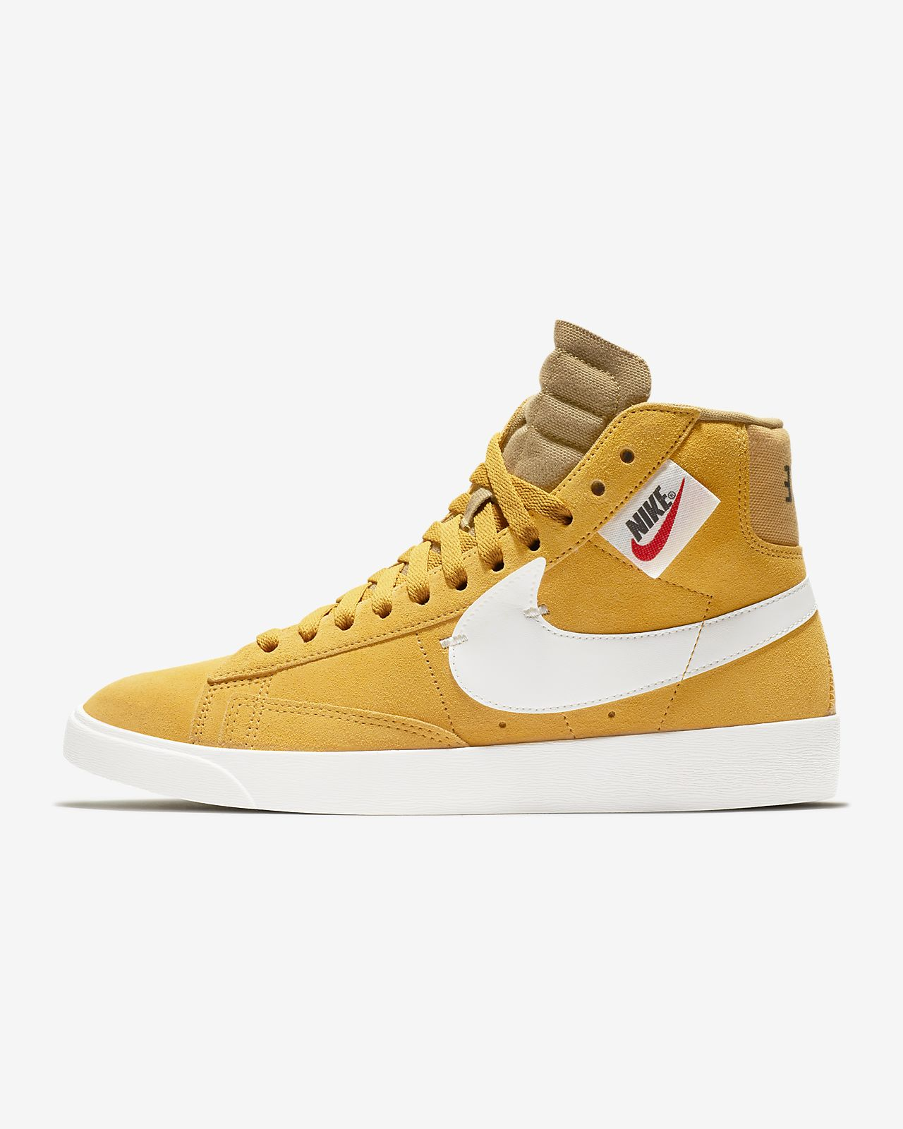 new concept ef093 97883 ... Nike Blazer Mid Rebel-sko til kvinder