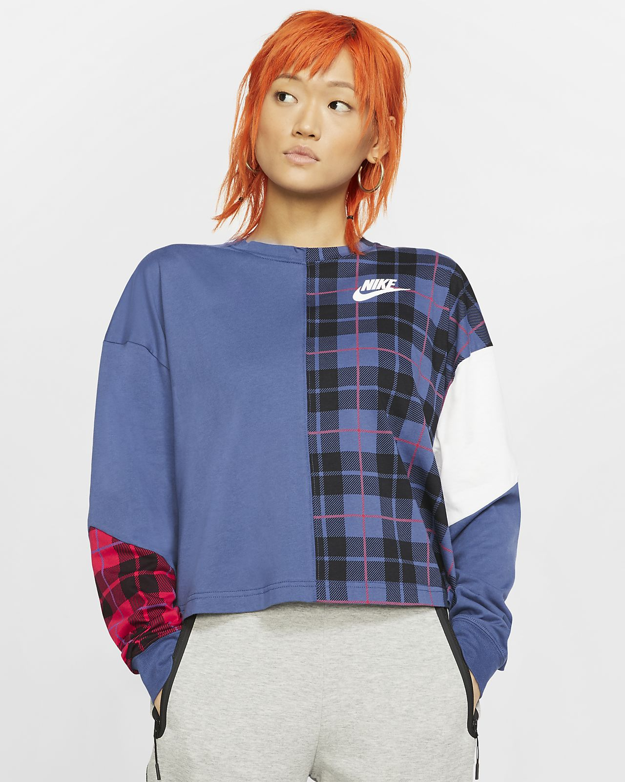 Nike Sportswear Women's Long-Sleeve Top