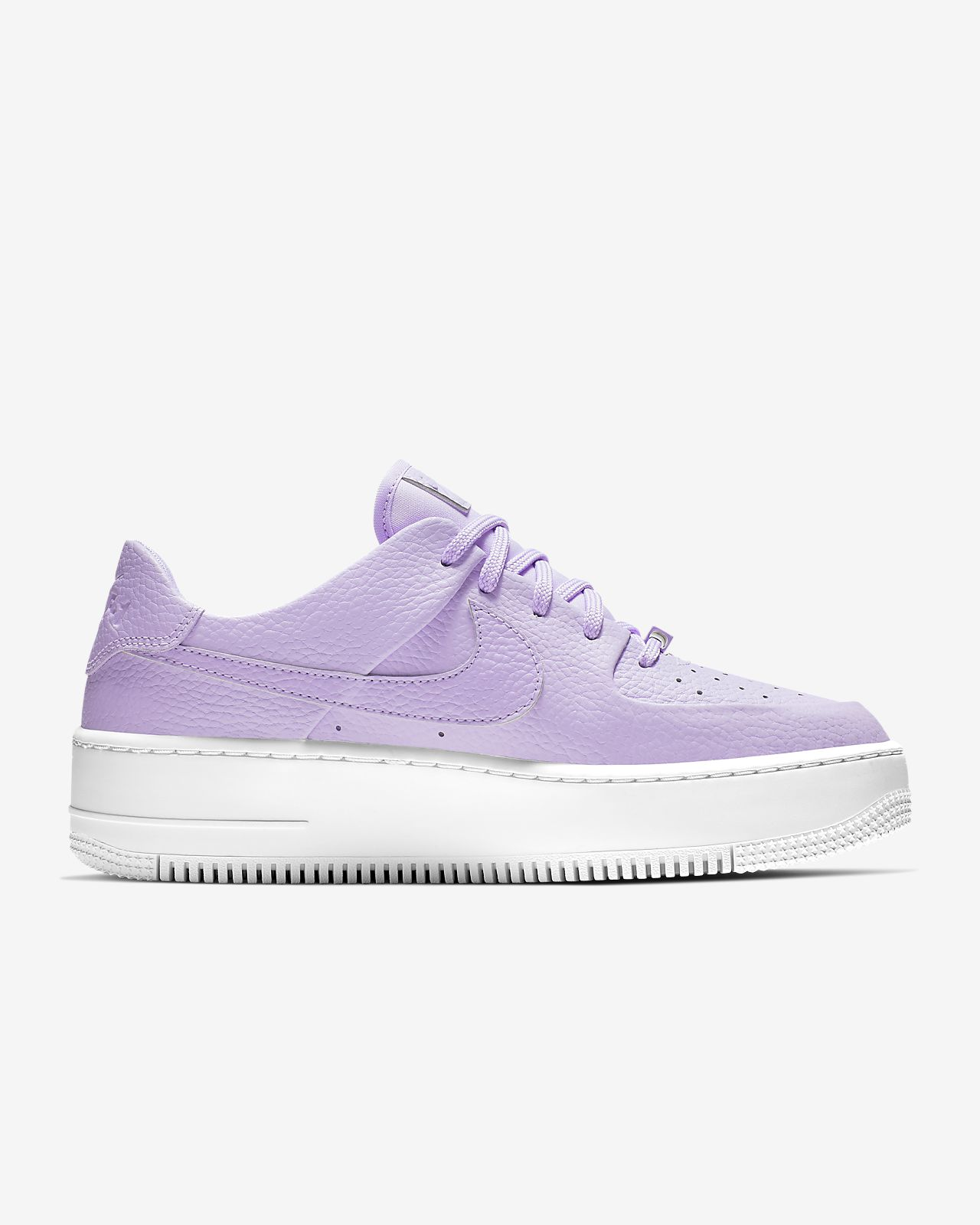 official photos fe981 e0f0b ... Chaussure Nike Air Force 1 Sage Low pour Femme