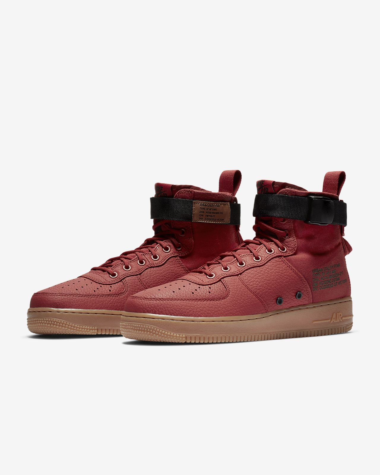 9f864f613d Nike SF Air Force 1 Mid Men's Shoe. Nike.com