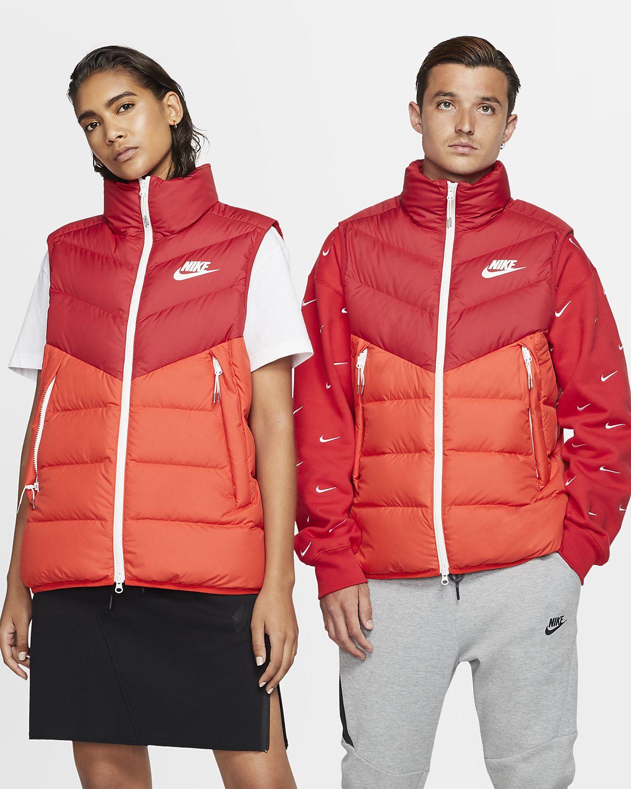 Smanicato in piumino Nike Sportswear Windrunner