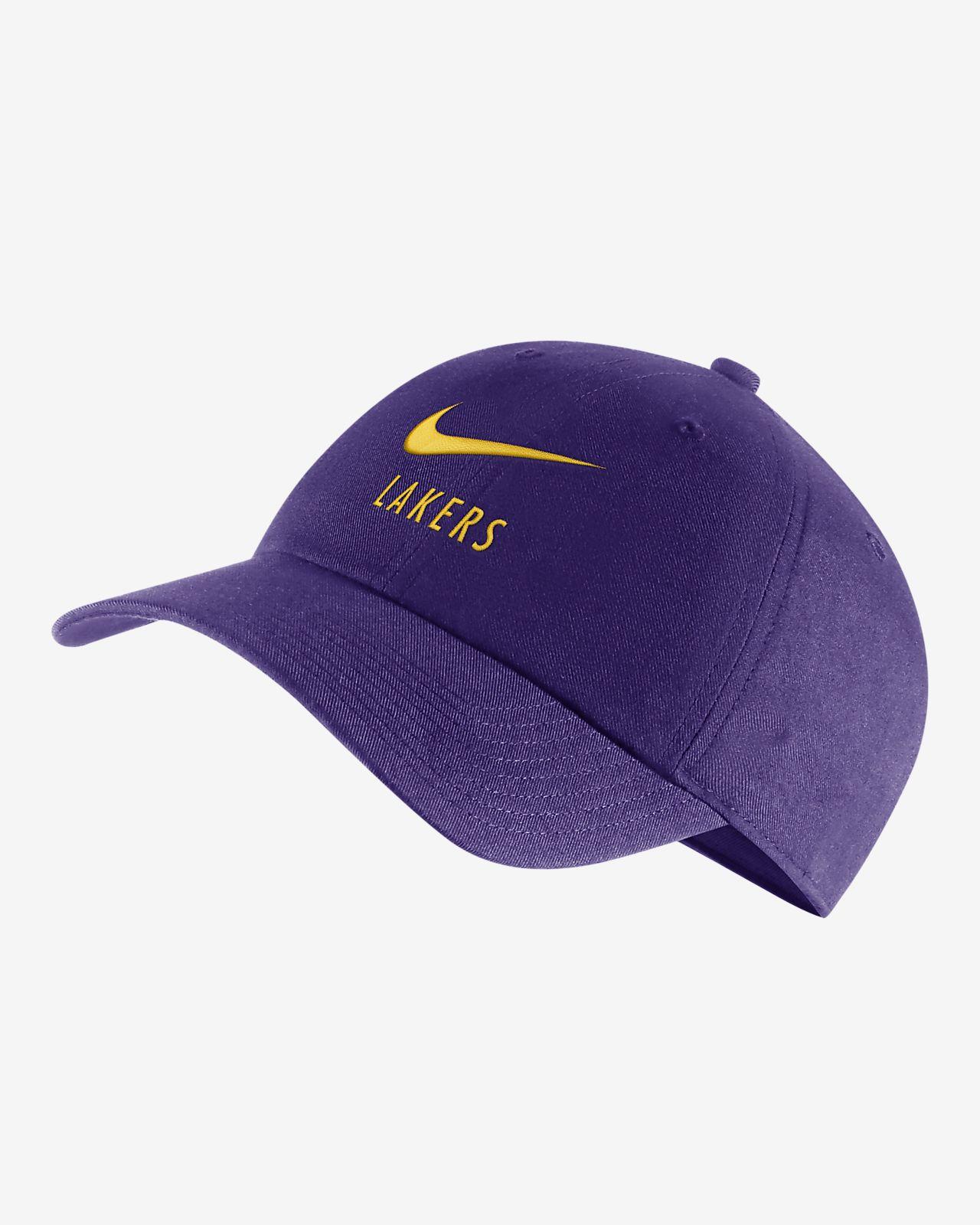 Los Angeles Lakers Nike Heritage 86 NBA Cap