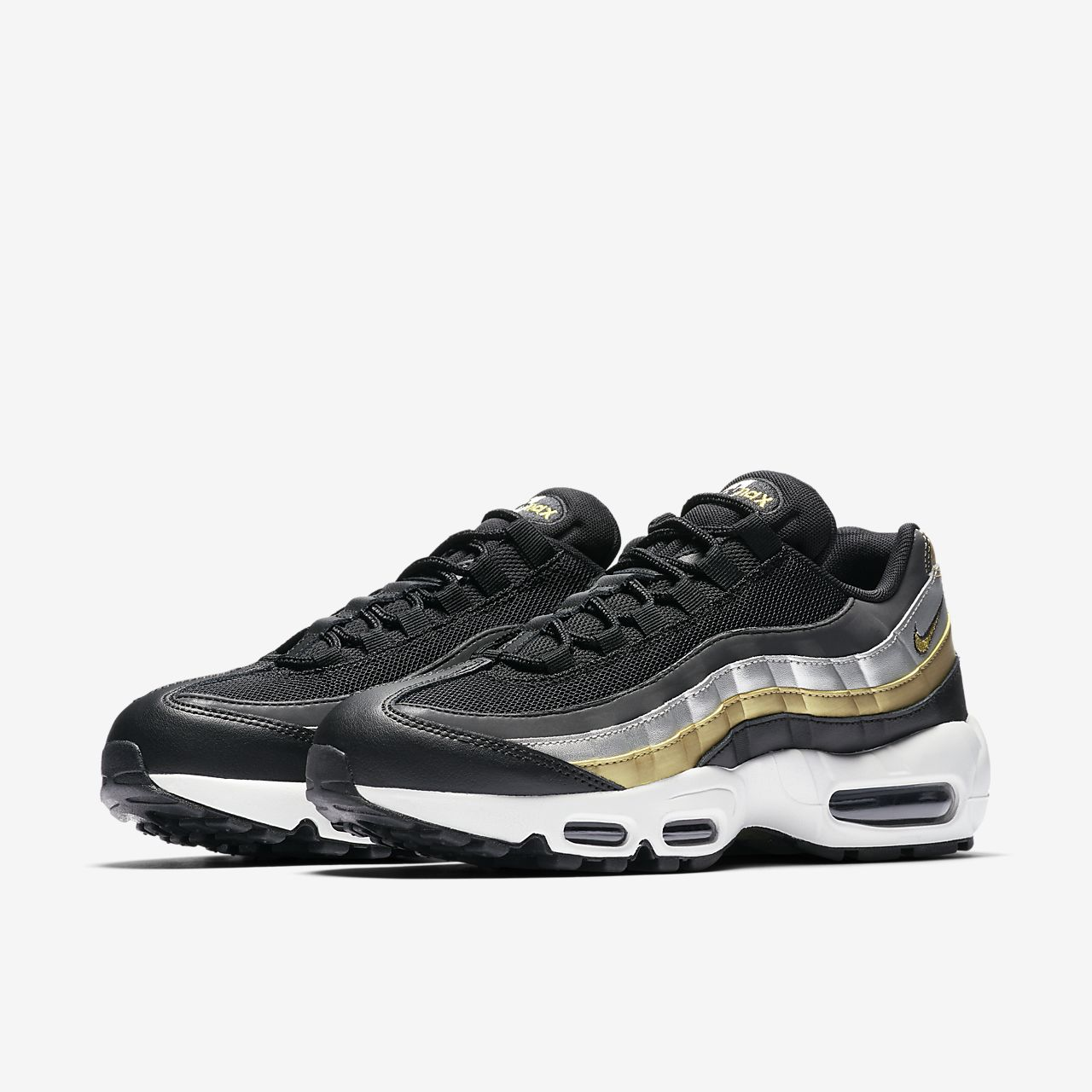 Nike Air Max 95 Lux Metallic Damesschoen