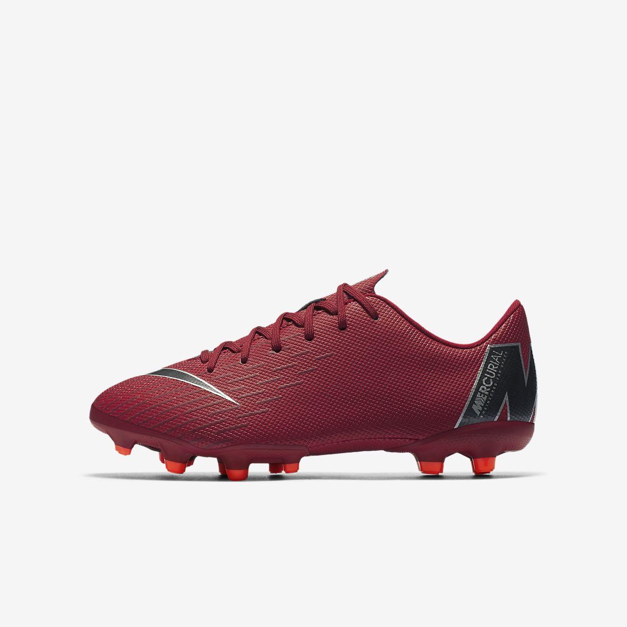 meet c4e33 ab8b4 Nike Jr. Mercurial Vapor XII Academy MG