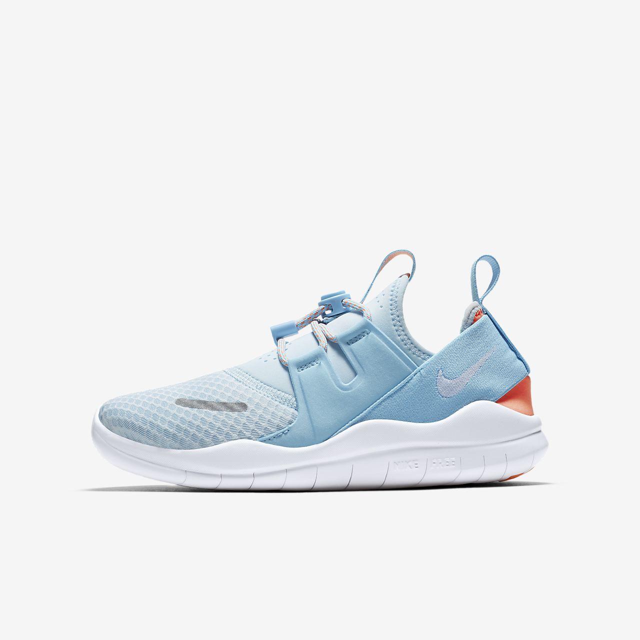 pretty nice d5290 80370 Nike Free RN Commuter 2018 Big Kids' Running Shoe