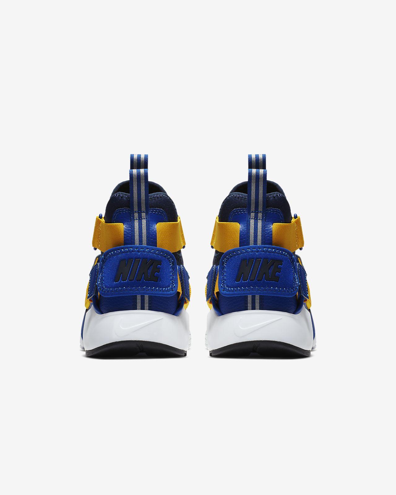 ddcae2ec04bf Nike Huarache City Big Kids  Shoe. Nike.com