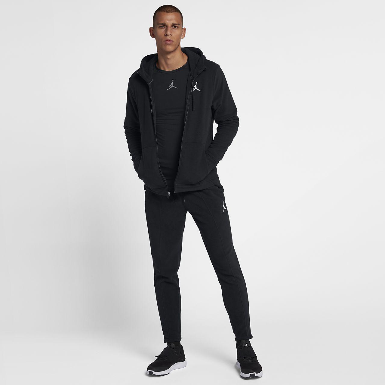 8ee19413220b08 Jordan Therma 23 Alpha Men s Full-Zip Training Hoodie. Nike.com SG