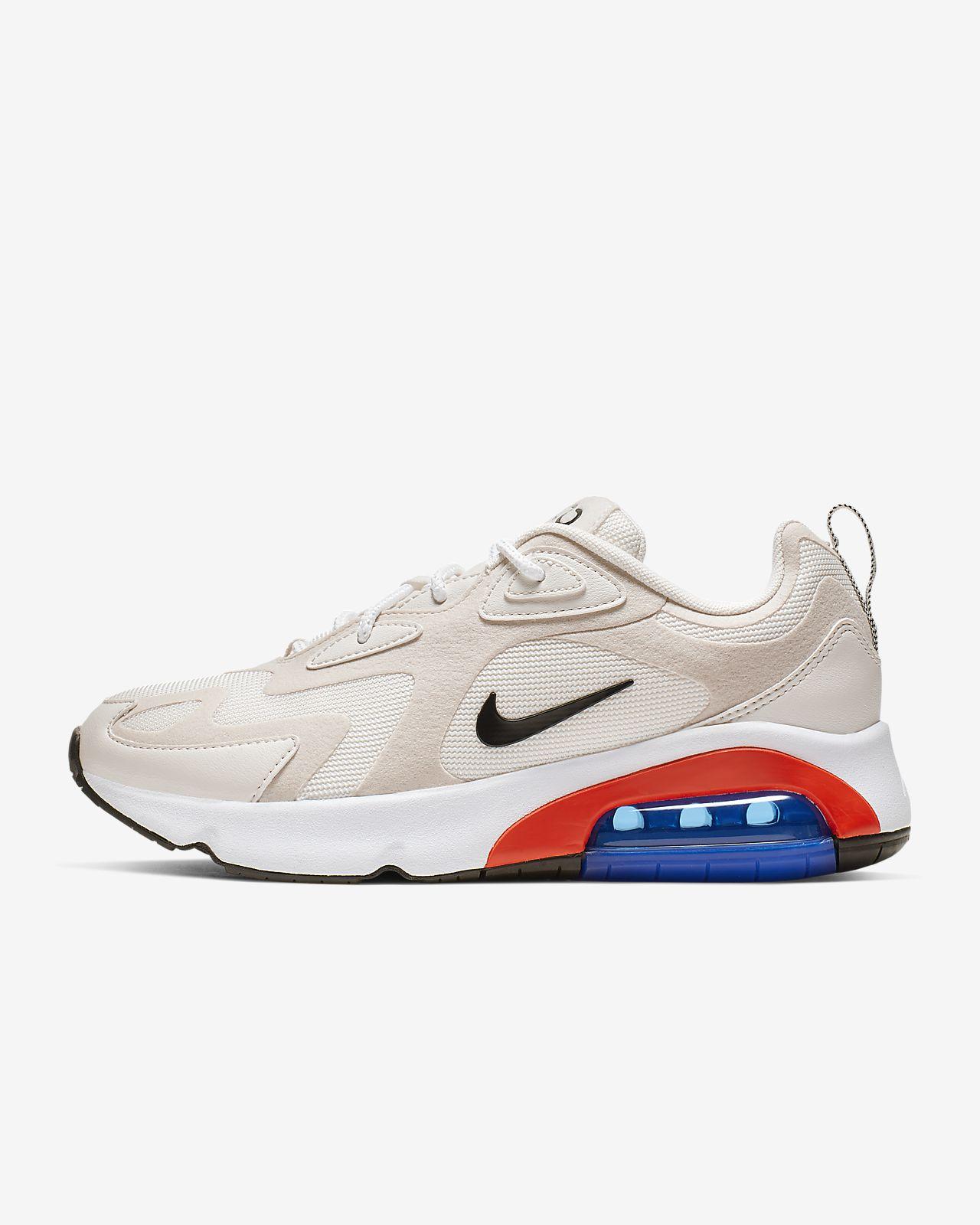 Nike Air Max 200 Kadın Ayakkabısı