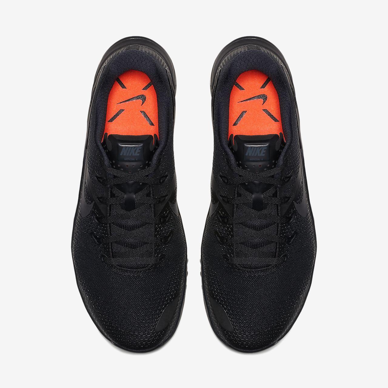 Nike Metcon 4 Zapatillas de entrenamiento y levantamiento de pesas Hombre