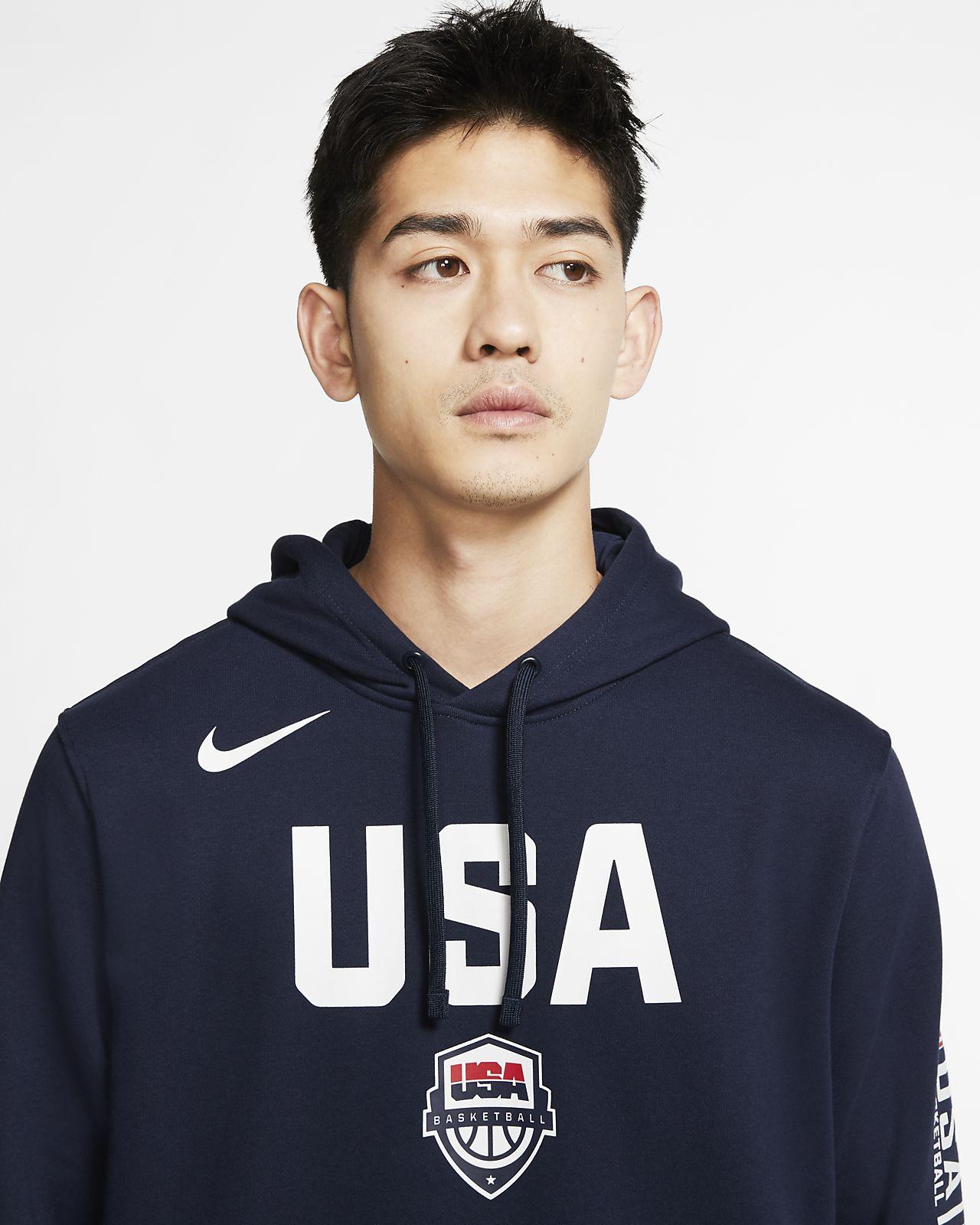 USA Nike Club Fleece Men's Basketball Sweatshirt