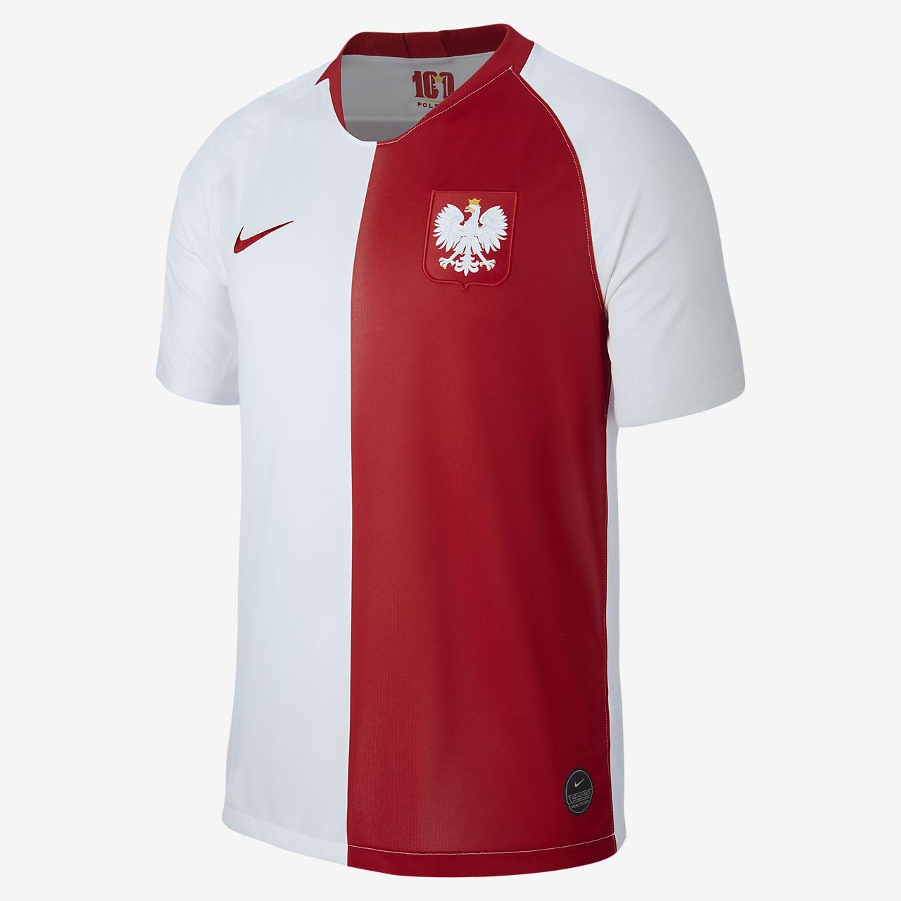 Camiseta para hombre Poland Stadium Centennial