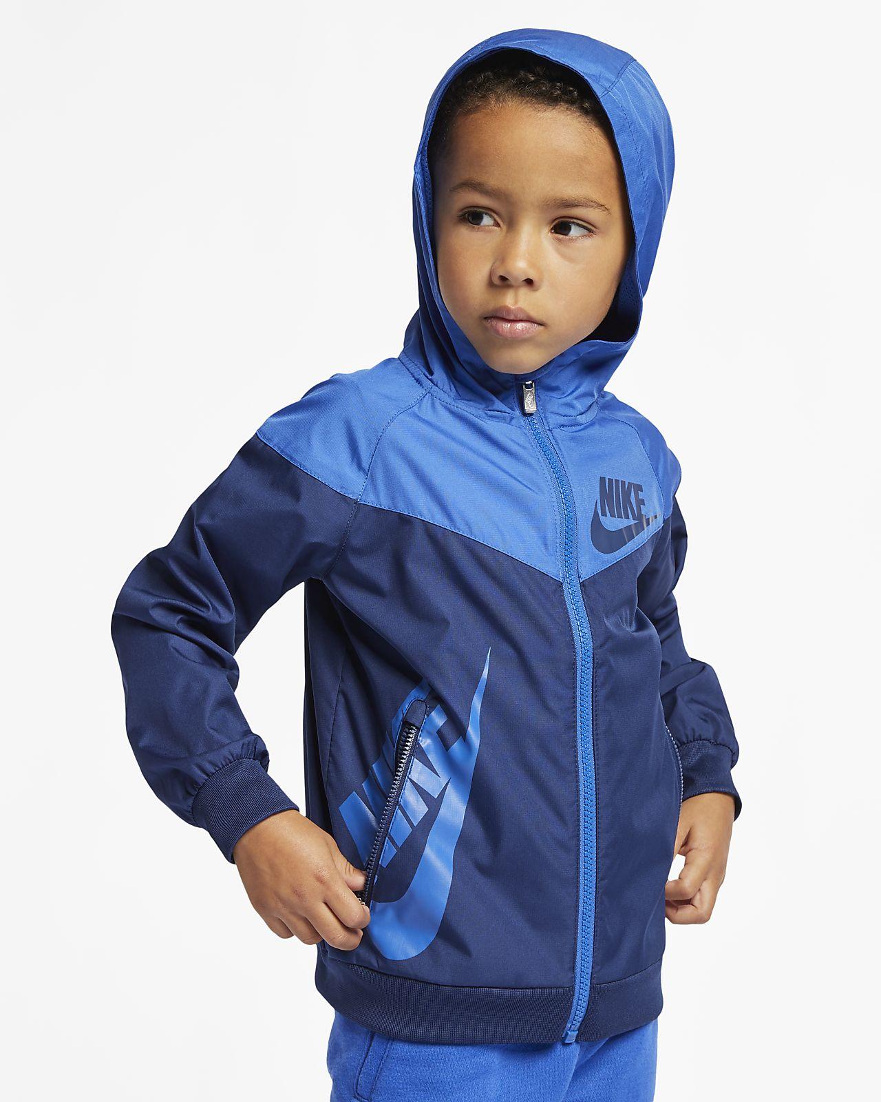 buy online 70909 fbcfc Low Resolution Nike Sportswear Windrunner Toddler Jacket Nike Sportswear  Windrunner Toddler Jacket