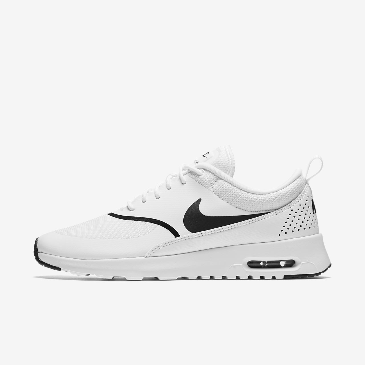 Details about Nike Air Max Thea Women Women's Shoes Sneakers Trainers Black New 599409 028 show original title