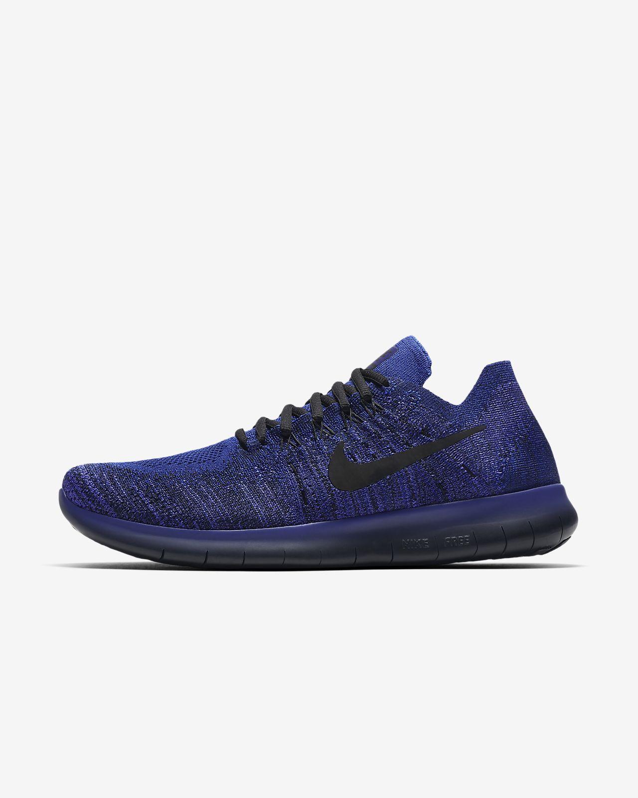 Nike Free RN Flyknit 2017 男子跑步鞋