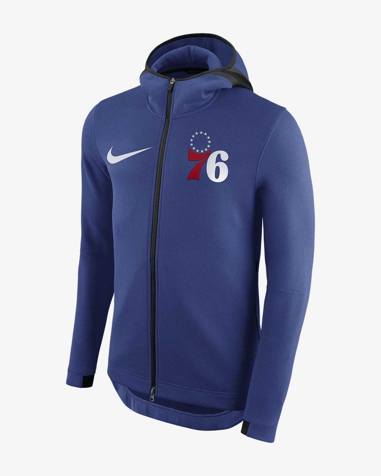 94970458c24 Philadelphia 76ers Nike Therma Flex Showtime Men s NBA Hoodie. Nike.com