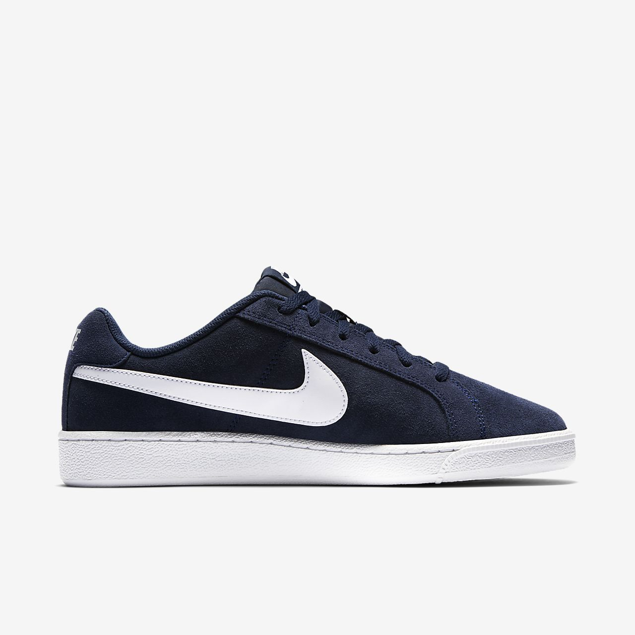 Nike Court Royale Suede Zapatillas de Tenis Hombre, Azul/Blanco (Midnight Navy/White), 39 EU