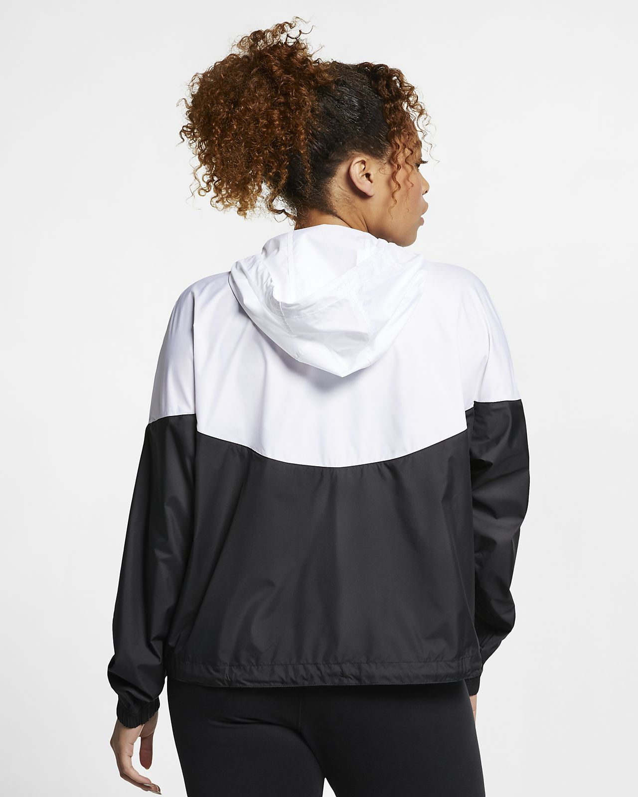 ed3ae8cd Nike Sportswear Heritage Women's Jacket (Plus Size)