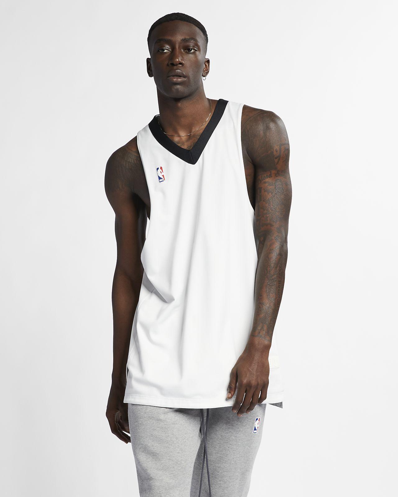 Maillot réversible Nike x Fear of God pour Homme