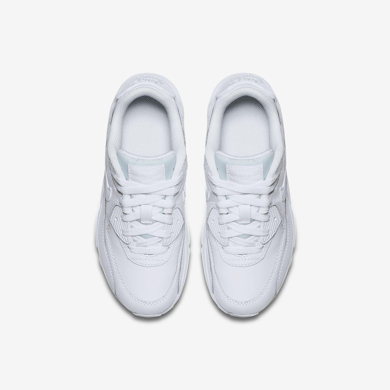 Nike Air Max 90 Leather Schuh für jüngere Kinder. Nike DE