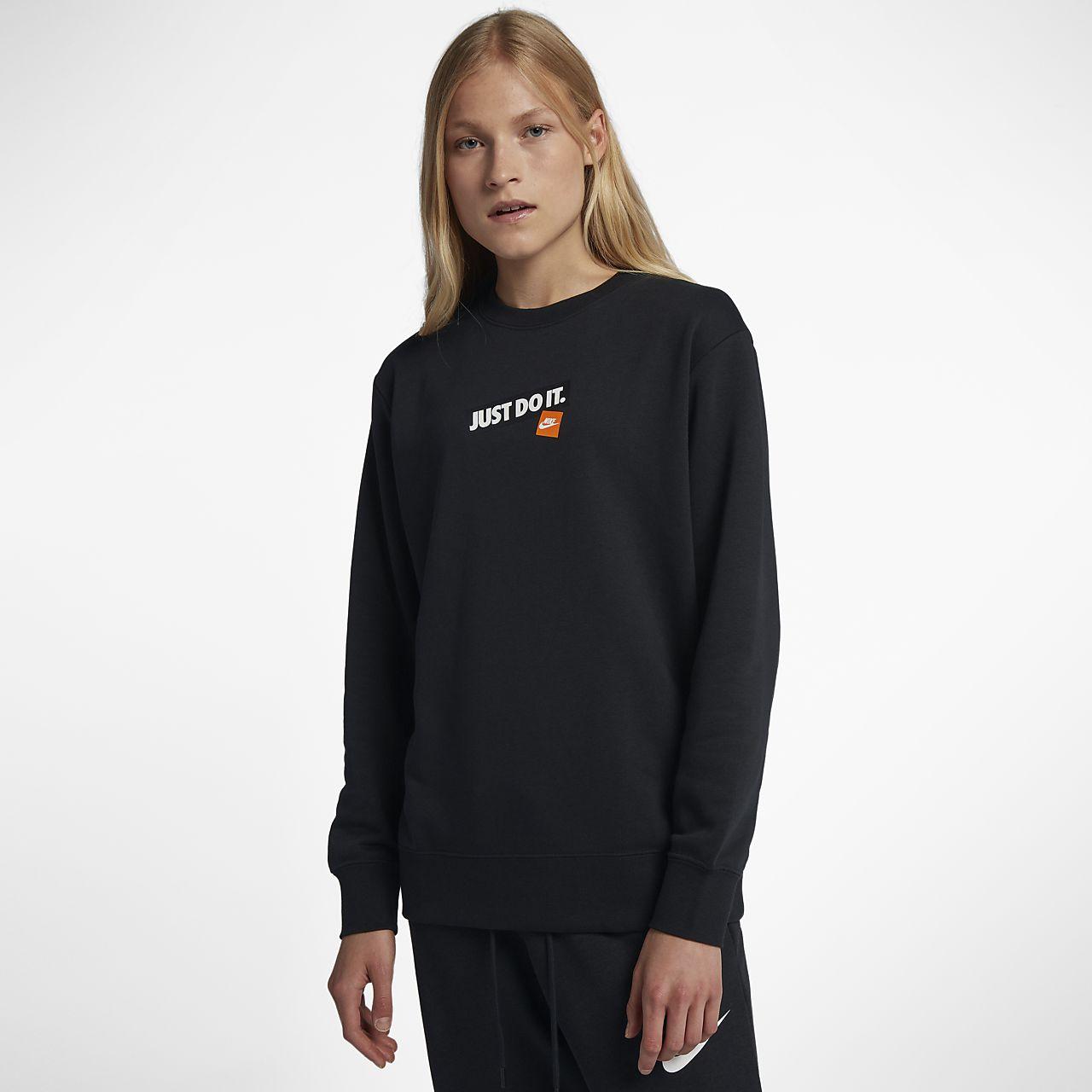 Nike Sportswear JDI 女款圓領上衣