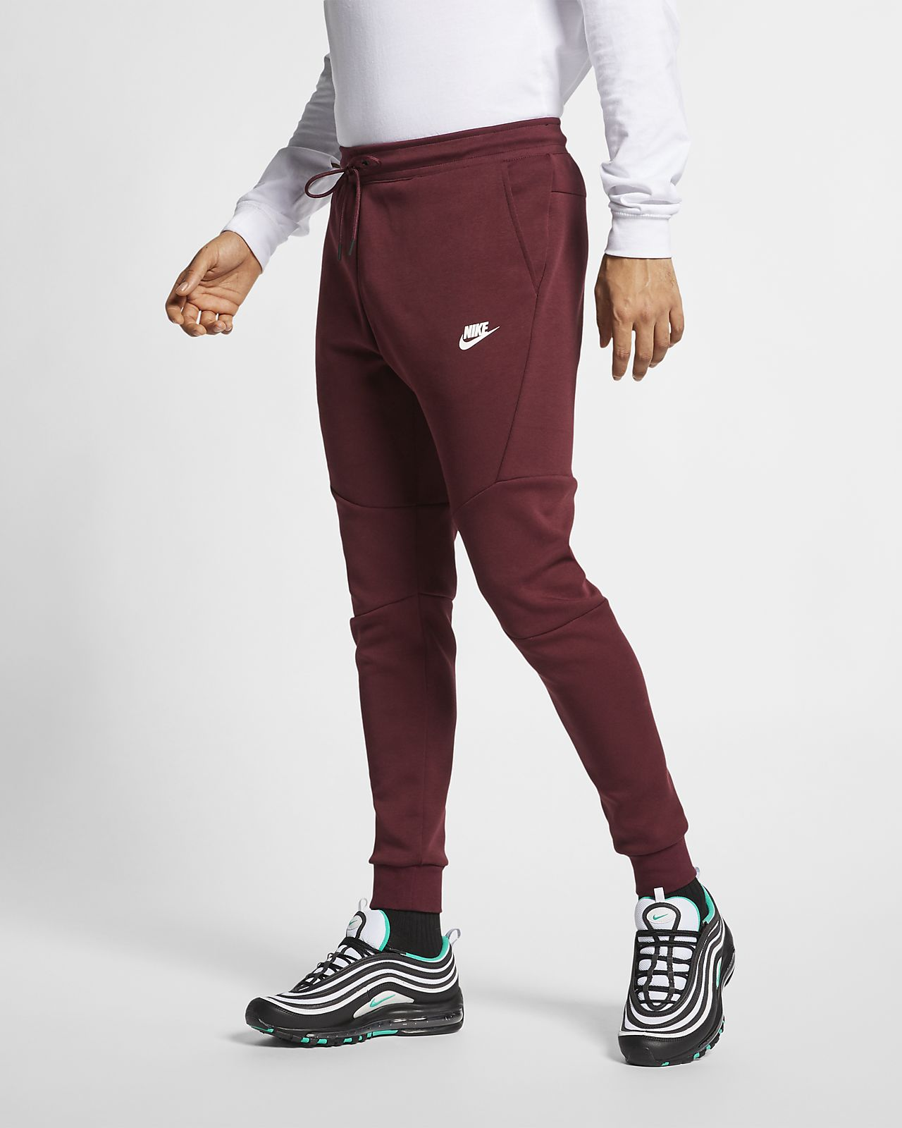 newest e623a 7d5d1 ... Pantalon de jogging Nike Sportswear Tech Fleece pour Homme