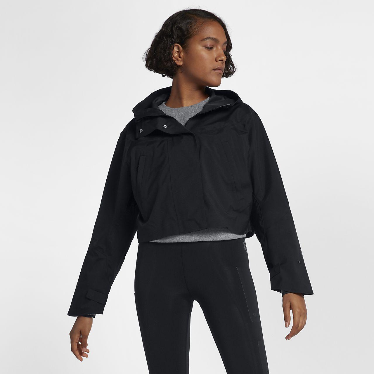 Nike City Ready avkortet damejakke