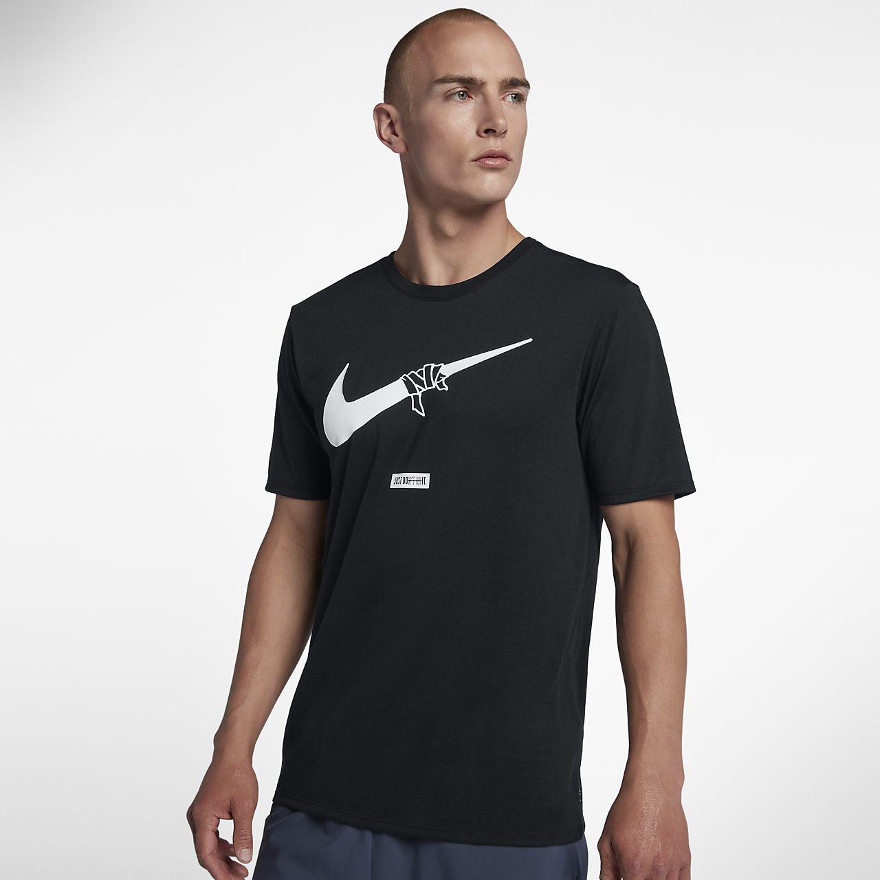 ... Nike Dri-FIT Men's Training T-Shirt