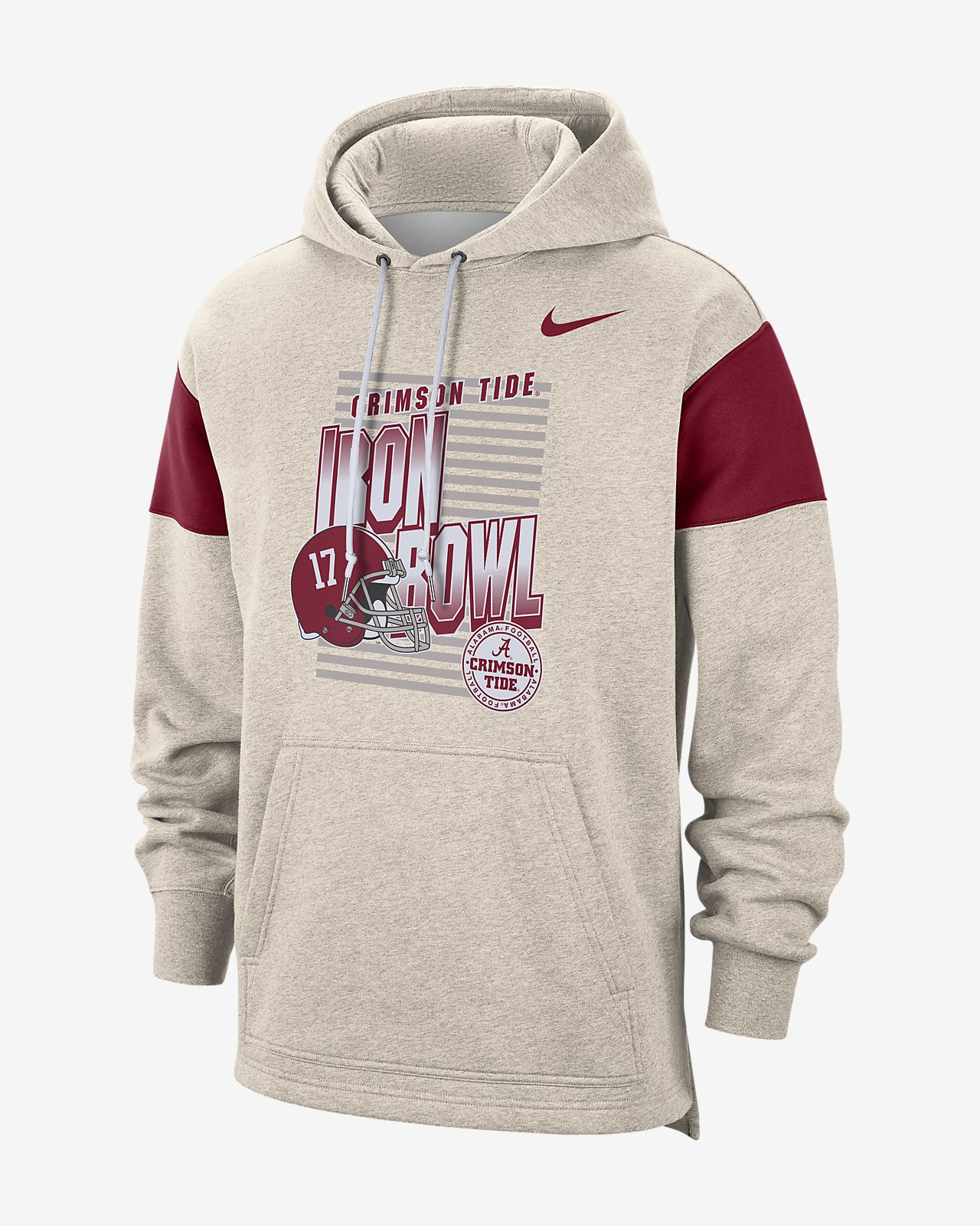Nike College (Alabama) Men's Pullover Hoodie