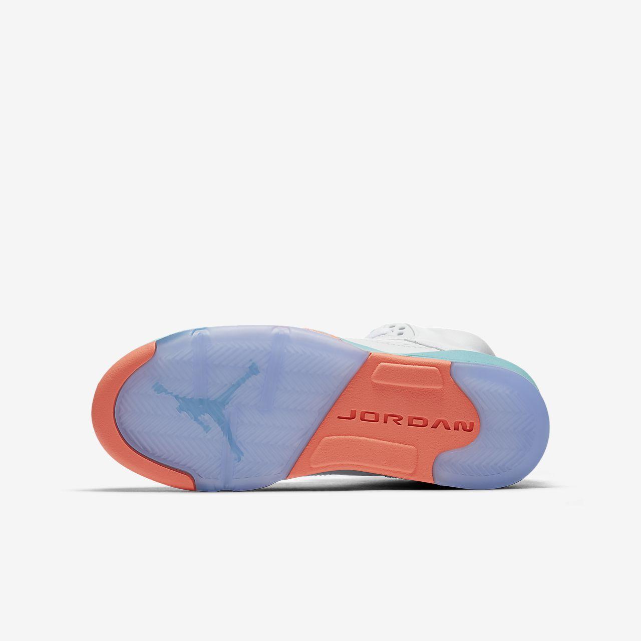 a17d74fe4a7161 Air Jordan 5 Retro Older Kids Shoe  Top Quality Nike Air Jordans- Women )NbgzOg3  Jordan Hydro 5 Slide Gym RedIon Pink ...