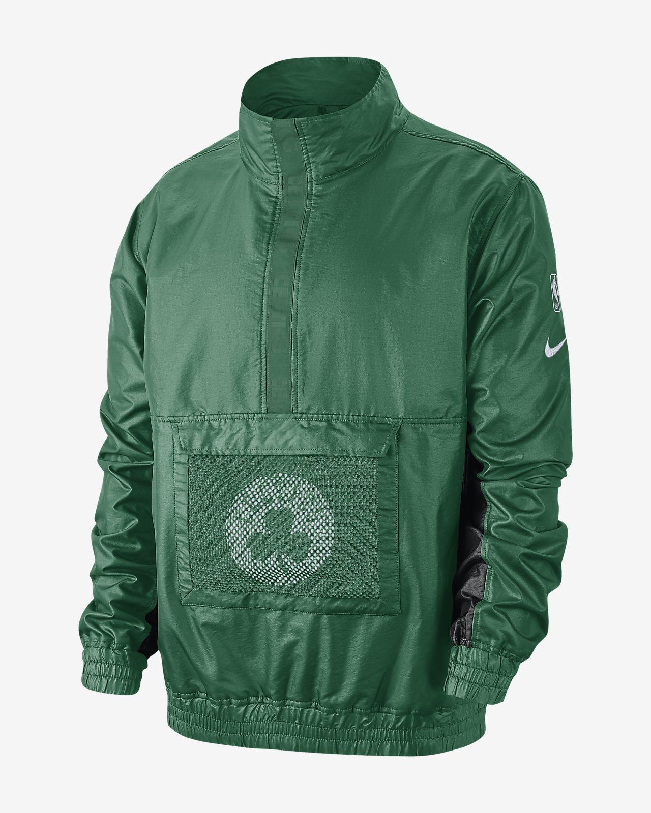 Boston Celtics Nike könnyű férfi NBA-s kabát